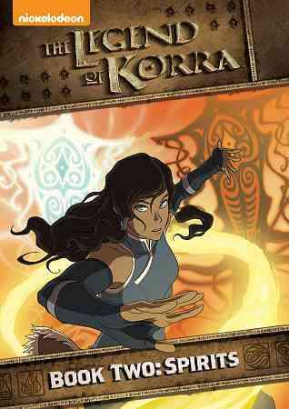 LEGEND OF KORRA:BOOK TWO SPIRITS BY LEGEND OF KORRA (DVD)